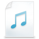 audio/mpeg icon